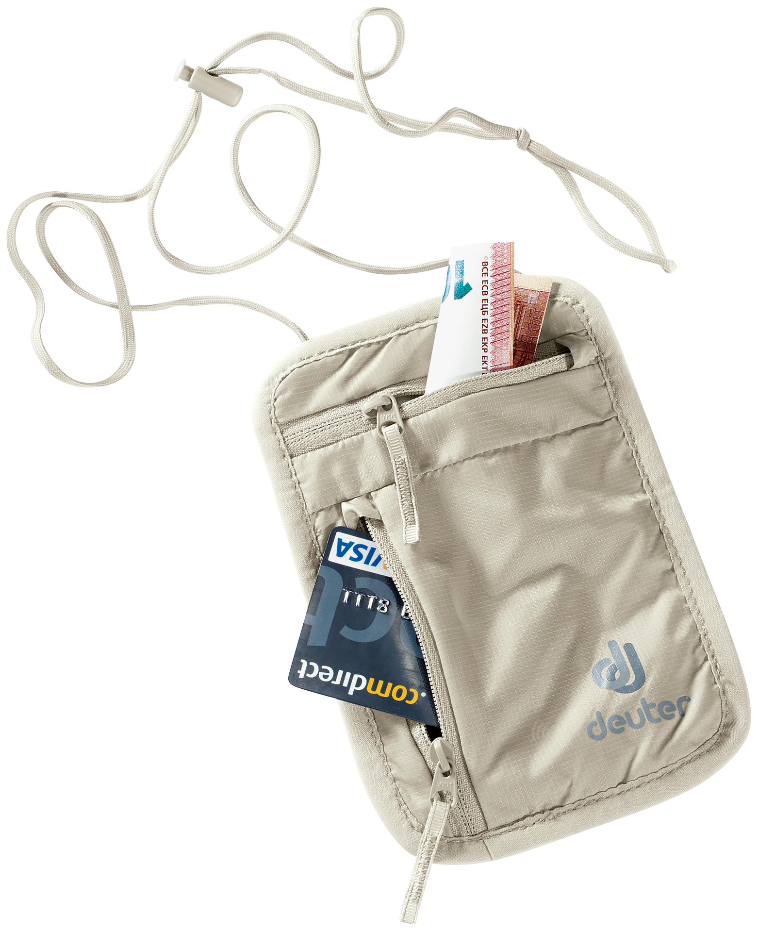 Deuter Security Wallet