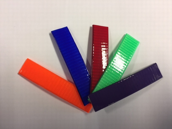 Biothane colour samples (up to five)