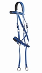 Zilco bitless bridle