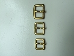 Bridle buckle (Brass)