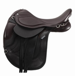 Arabian Saddle Company 'Rubicon Mono flap'