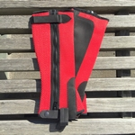 Tryne Mesh chaps (rouge)